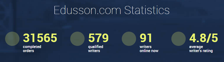 Reviews of Edusson.com Services