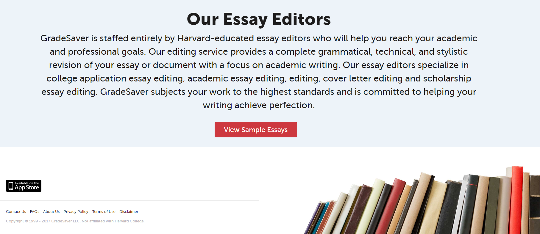 essay to edit