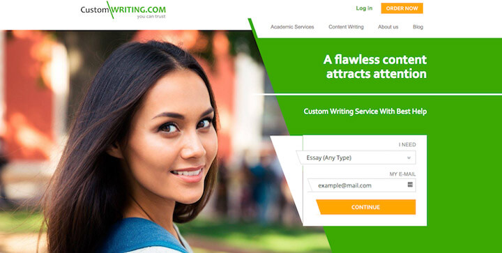 Review of CustomWriting.com Services